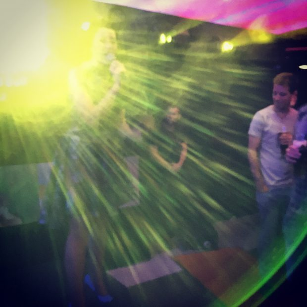 Gay bar in Riga