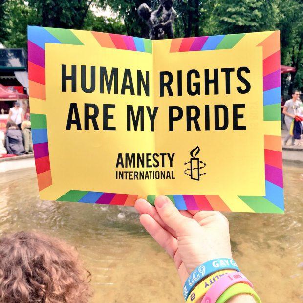 Human Rights - Amnesty International