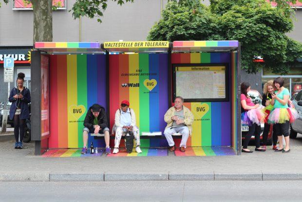 CSD - Rainbow BVG