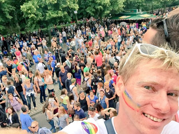 Gay Pride Travel - as a solo backpacker - how to meet other gay travelers