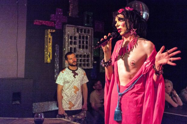 David Hoyle - Naked Boys Reading