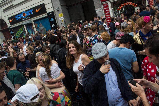 Kreuzberg CSD 2015