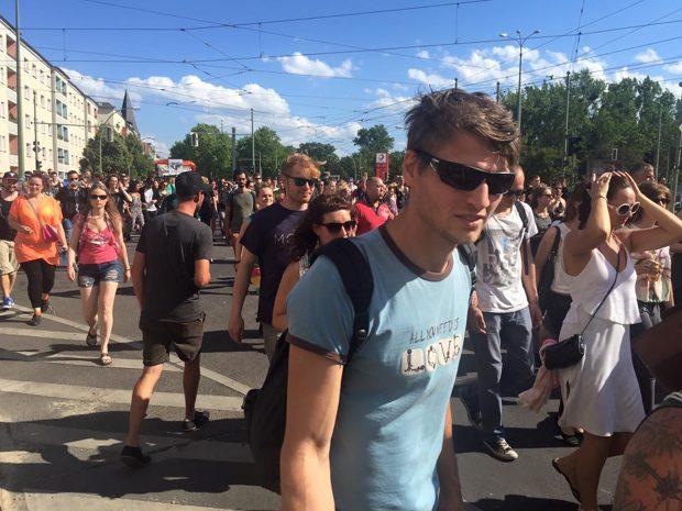Zug der Liebe - Berlin 2015