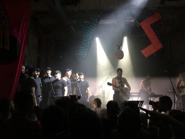 Yo! Sissy - Berlin Queer Music Festival (The Hidden Cameras)