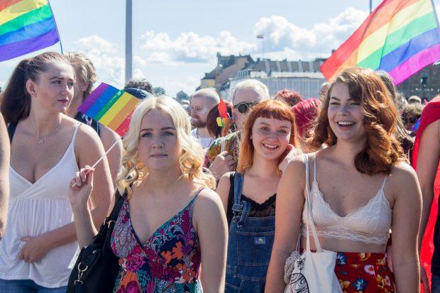 Stockholm Pride 2015