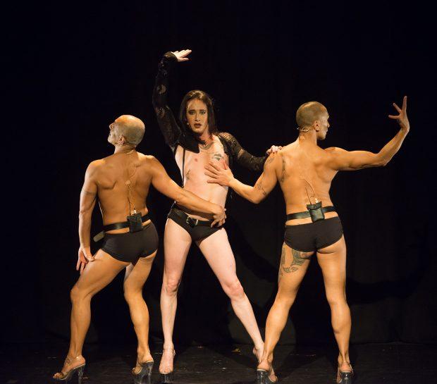 K'Rd Strip - Edinburgh Fringe