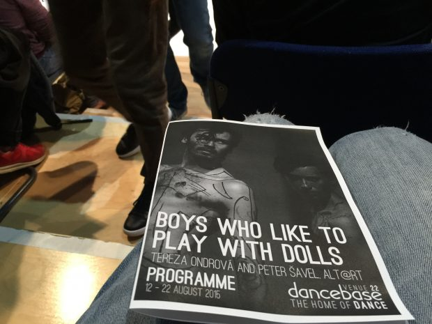 Boys who Like to Play With Dolls - Edinburgh Dance