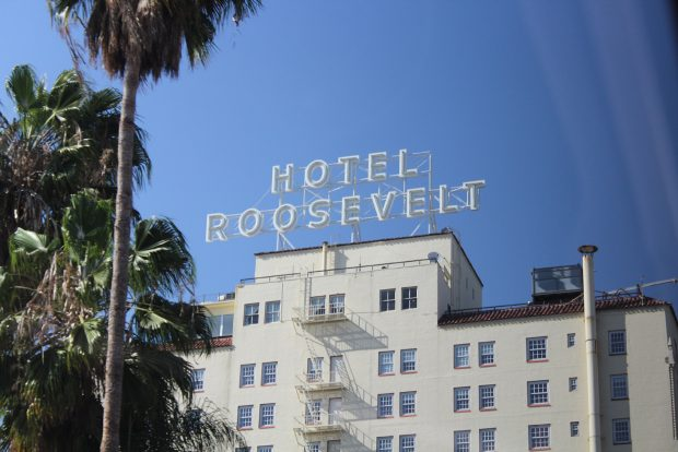 Hotel Roosevelt Los Angeles - Top 10 Cool Hotels Around the World