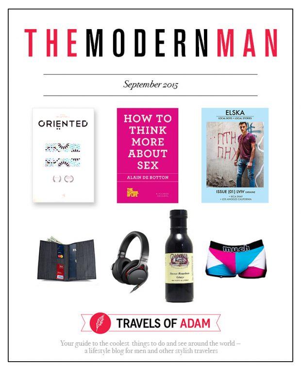 The Modern Man - September Picks