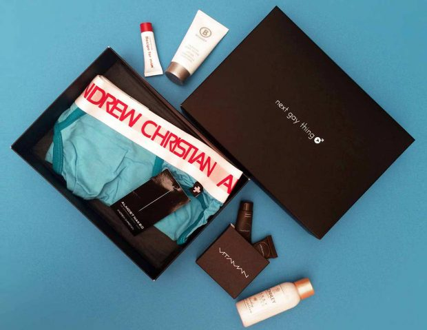 Male Beauty Box - Next Gay Thing