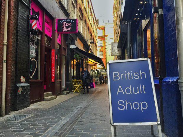 Soho Adult Shop
