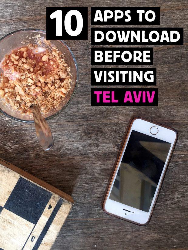 Travel Apps for Tel Aviv