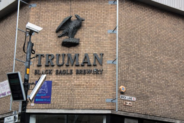Truman Brewery in Shoreditch