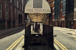 The Temple - Manchester Bar