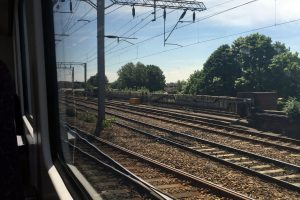Manchester Travel Tips - Train from Airport