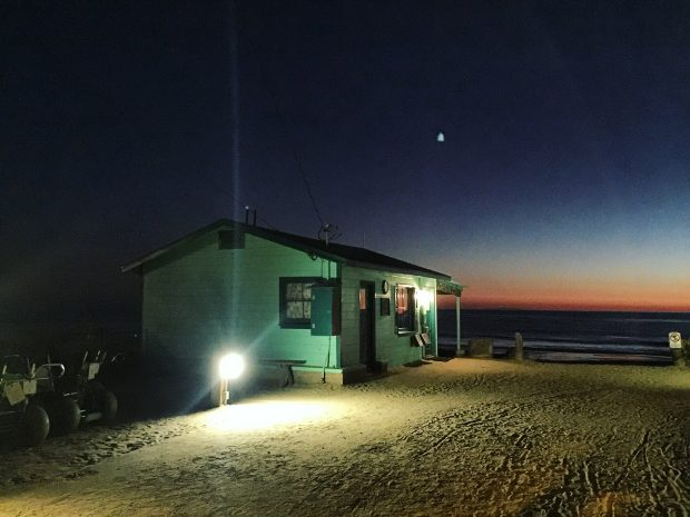Beachcomber Cafe - Crystal Cove