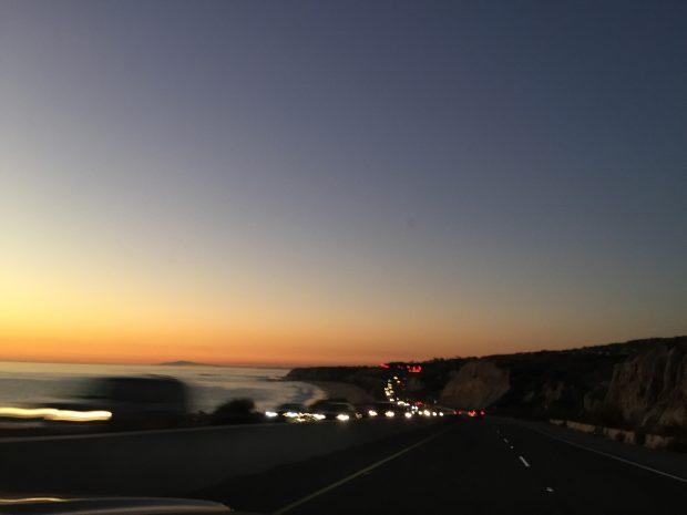 Road Trip - Orange County - Pacific Highway