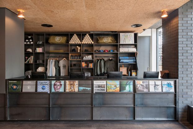 Ace Hotel London Shoreditch - Top 10 Cool Hotels Around the World