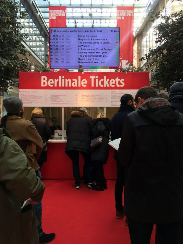 Film Festival Tickets - Berlinale