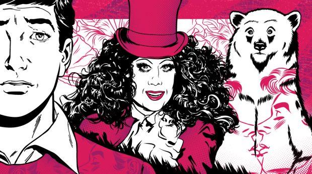 Queer Contact 2016 - Dancing Bear