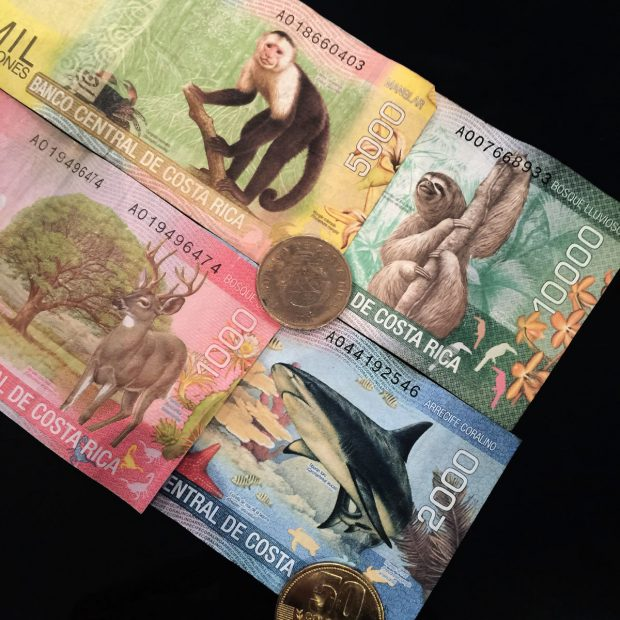Costa Rica - currency