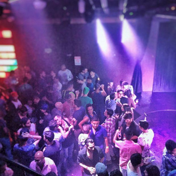 Gay Club in San José