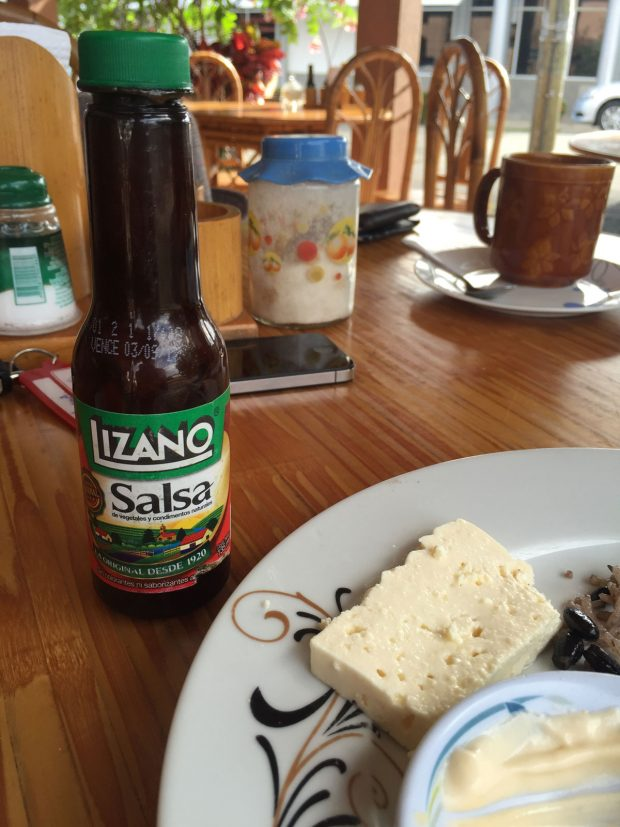 Salsa Lizano - 13 Costa Rican Foods You Have To Try