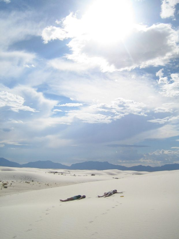 White Sands National Park, New Mexico, USA