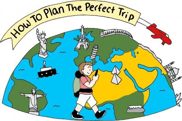 How to Plan the Perfect Trip
