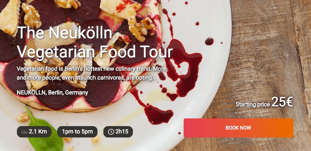 Kreuzberg Food Tour - Bergmannkiez