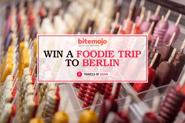 Win a Foodie Trip to Berlin
