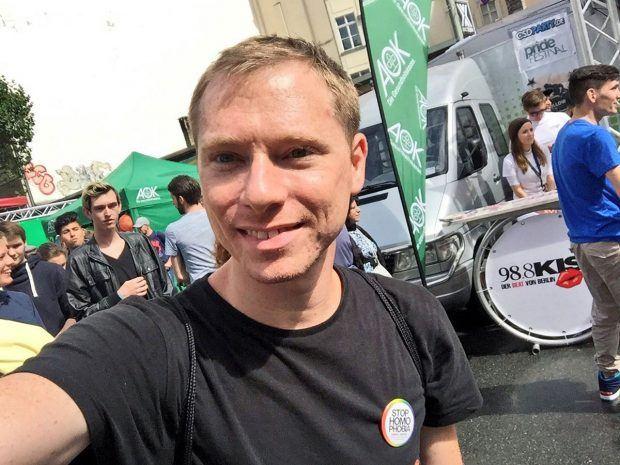 Gay Berlin Pride