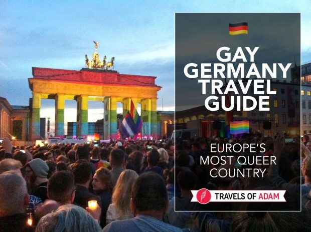 Gay Germany Travel Guide