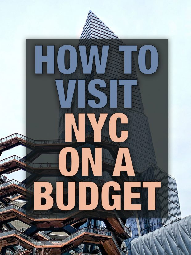 How to Visit NYC on a Budget