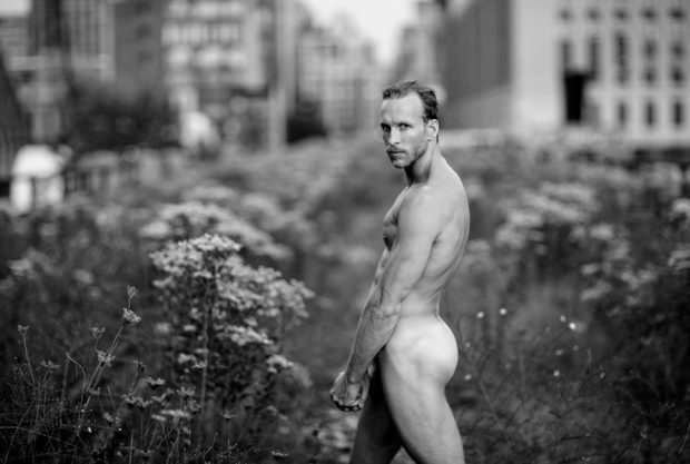 High Line Nudes - Photo Book LGBTQ - https://travelsofadam.com/2016/11/high-line/