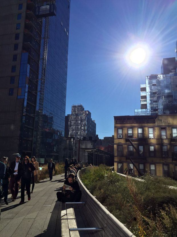 High Line NYC - PHOTOS - https://travelsofadam.com/2016/11/high-line/