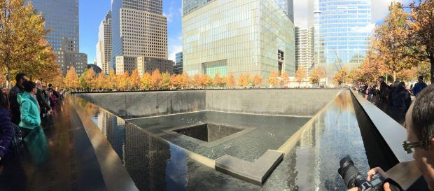 9/11 Memorial - Cheap Things to do in NYC