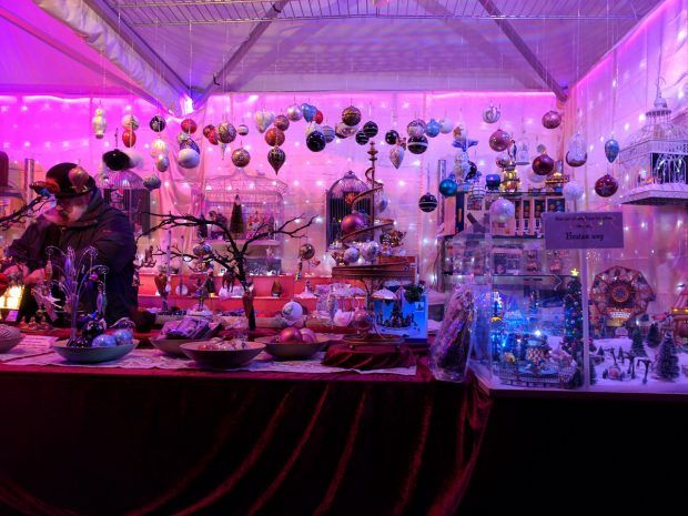 PHOTO: Munich Pink Christmas Market (LGBT) - https://travelsofadam.com/2016/12/munich-pink-christmas/
