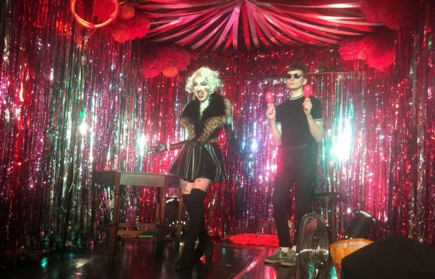 Fun, Fashion & Fame - A Night Out at The Glory's Lipsync 1000 Drag Battle - https://travelsofadam.com/2017/02/lipsync1000-the-glory/