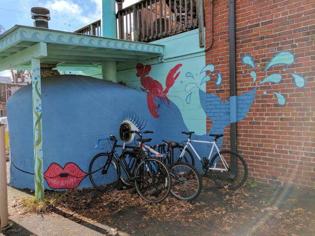 PHOTOS: Street Art in Richmond - Travels of Adam - https://travelsofadam.com/2017/03/street-art-richmond/