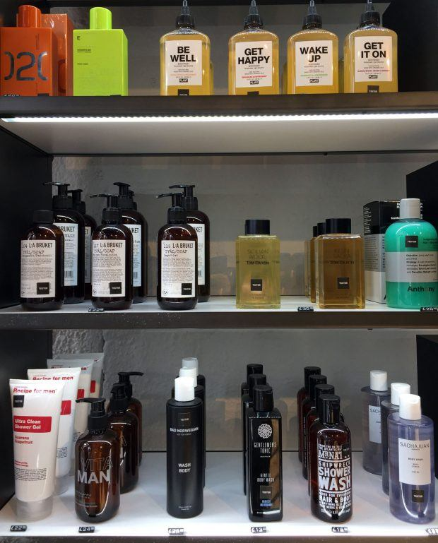 Shopping for Men's Beauty Products in London at BEAST Seven Dials - Travels of Adam - https://travelsofadam.com/2017/04/beast-seven-dials-shopping/