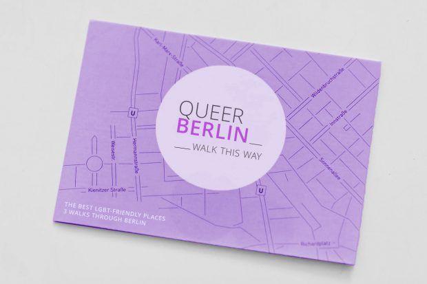 Queer Berlin map