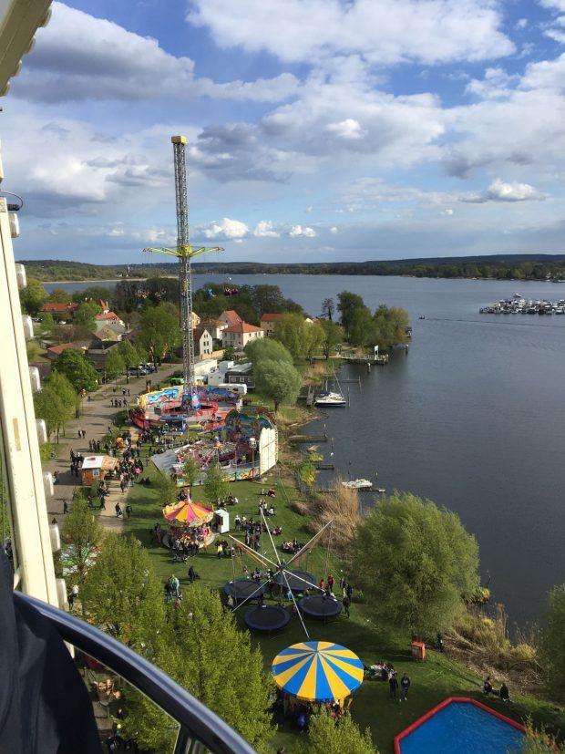 Germany's Weird but Wonderful Wine Festival - Baumblütenfest in Werder (Havel) - Travels of Adam - https://travelsofadam.com/2017/04/baumblutenfest/