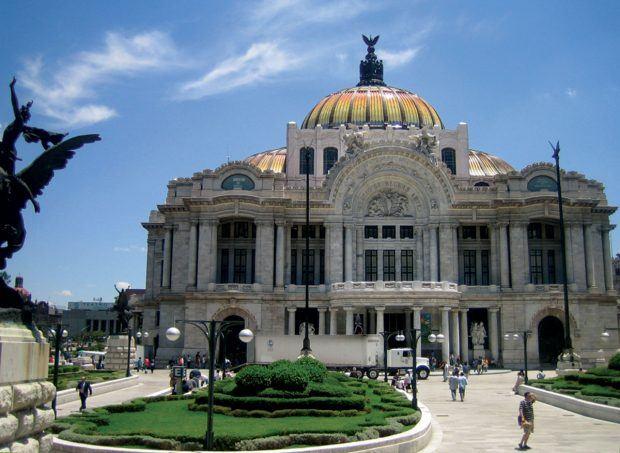Mexico City - Rising Star LGBTQ Travel Destinations - Travels of Adam