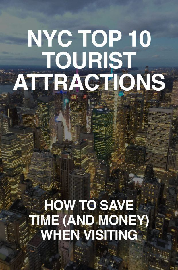 How to Save Time (and Money!) When Visiting NYC's Top 10 Best Things To Do - Travels of Adam - https://travelsofadam.com/2017/07/nyc-top-10/