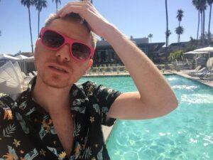phoenix hotel pool
