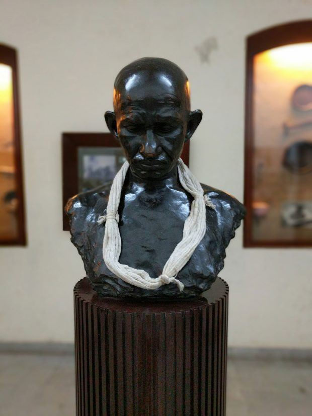 Mumbai's Gandhi museum