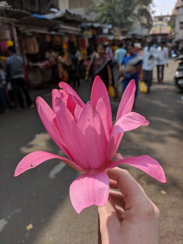 Mumbai temple