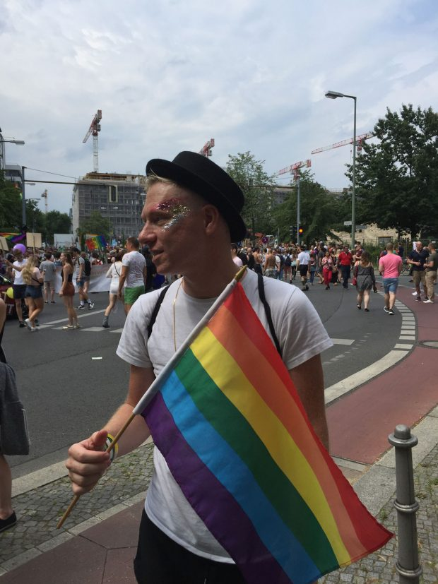 Gay Pride Still Matters