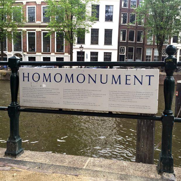 Amsterdam's Homomonument